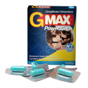 GMAX Power Capsules - Sex Pills - Strong Erections