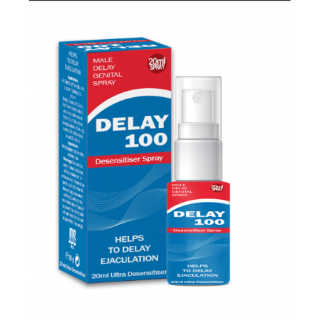 V-XL Delay Spray 100