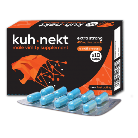 Kuh-Nekt is a natural supplement for men